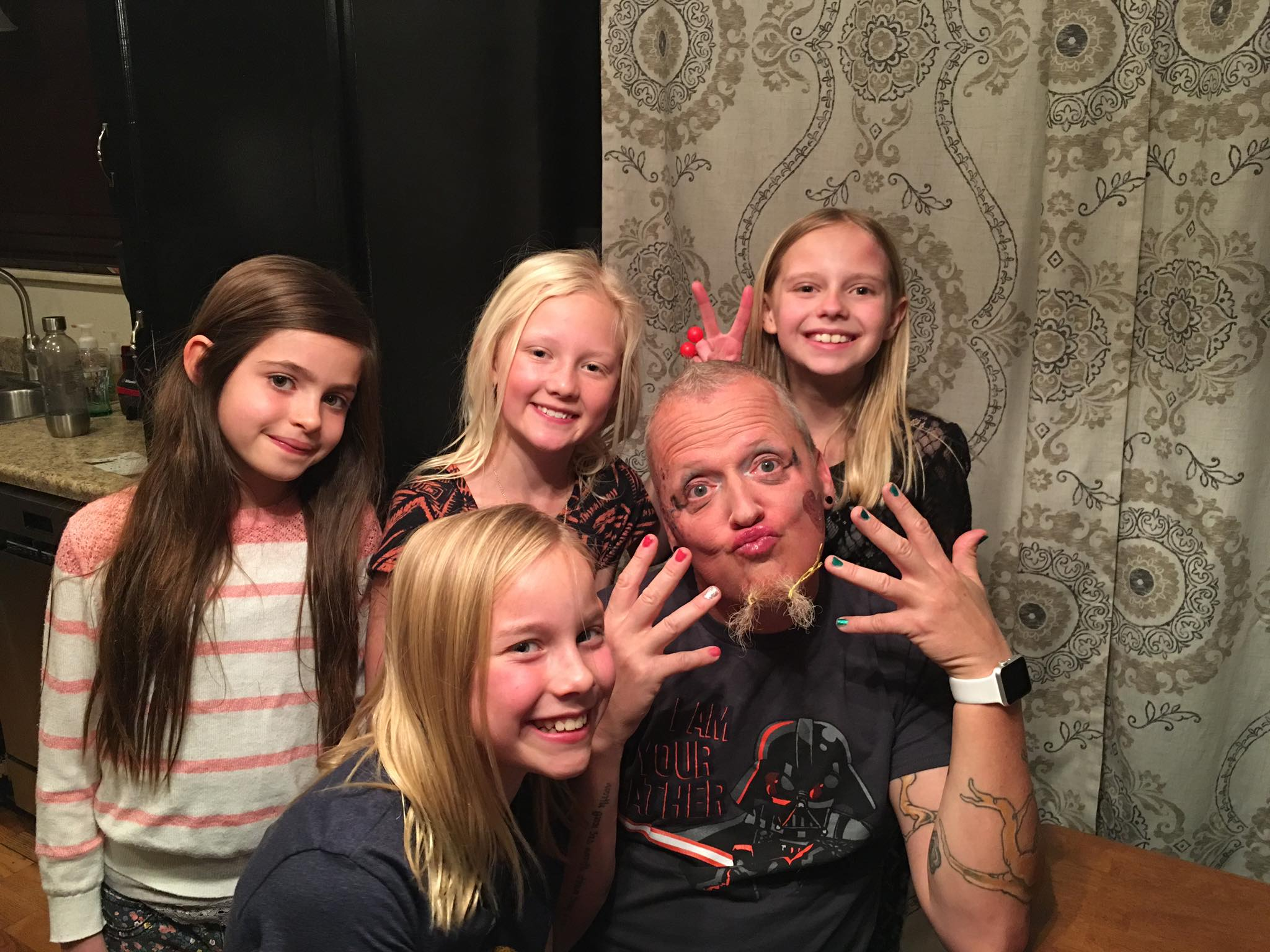 Lessons From My Daughters Birthday Slumber Party